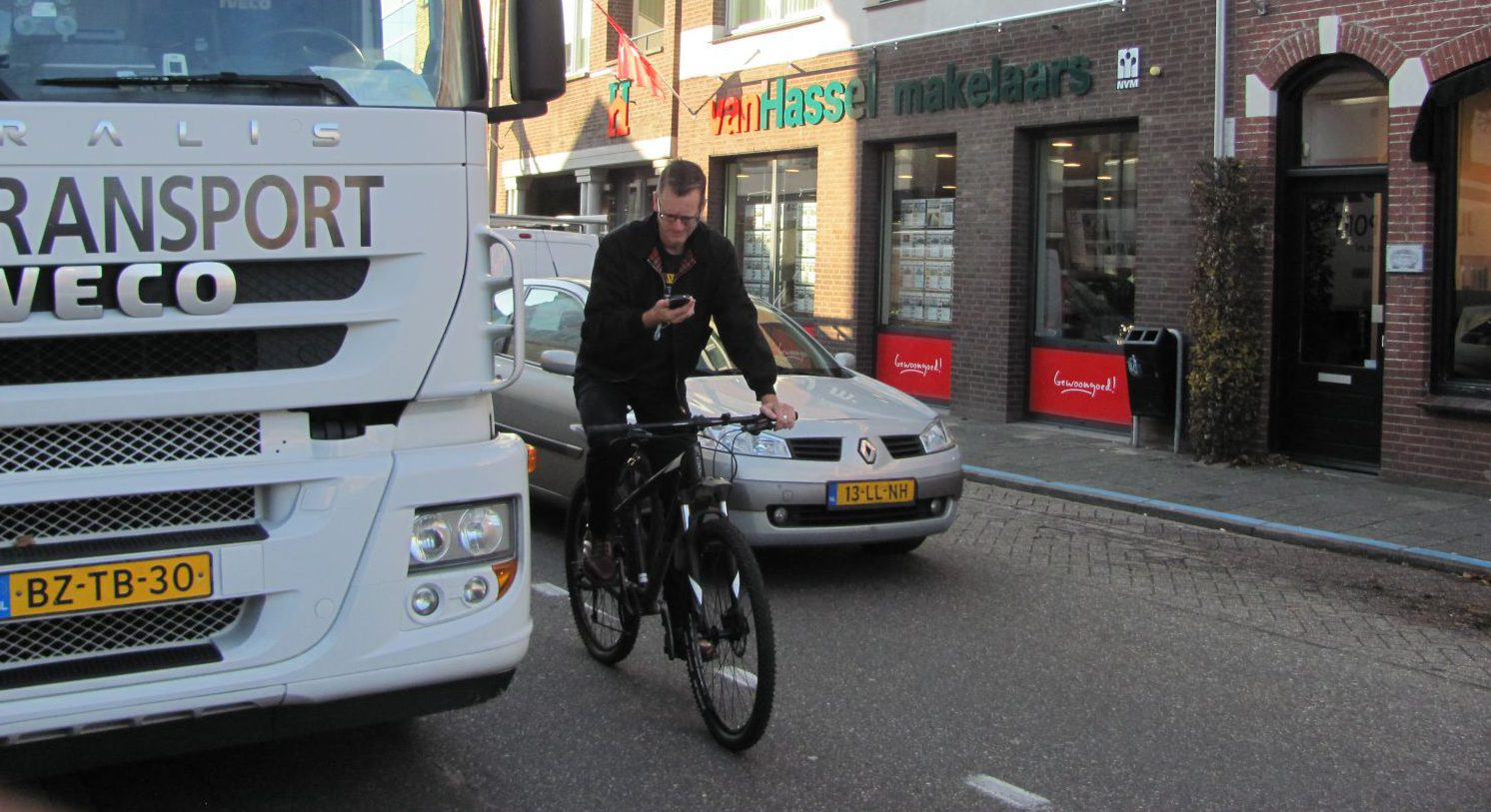 Verbeteren Verkeersveiligheid