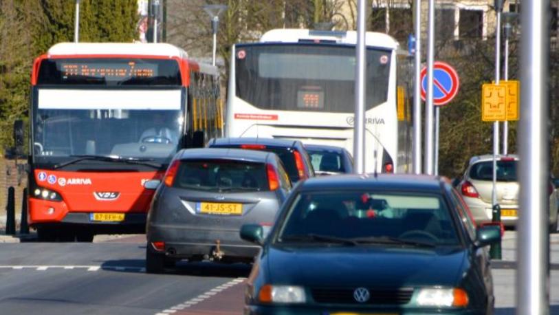 Moties Rondweg En Verkeerscirculatieplan