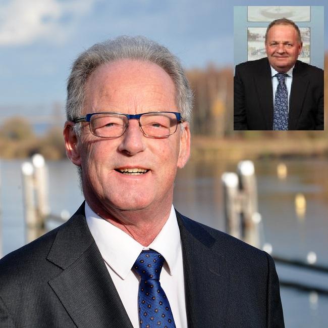 Michel Lambers (Volkspartij) In Debat Met Cees Gommeren (VVD)
