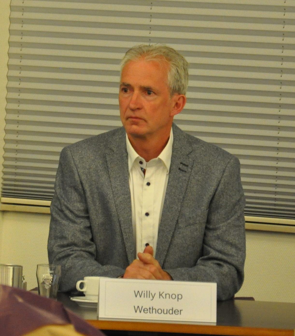 Willy Knop Nieuwe Wethouder In Steenbergen